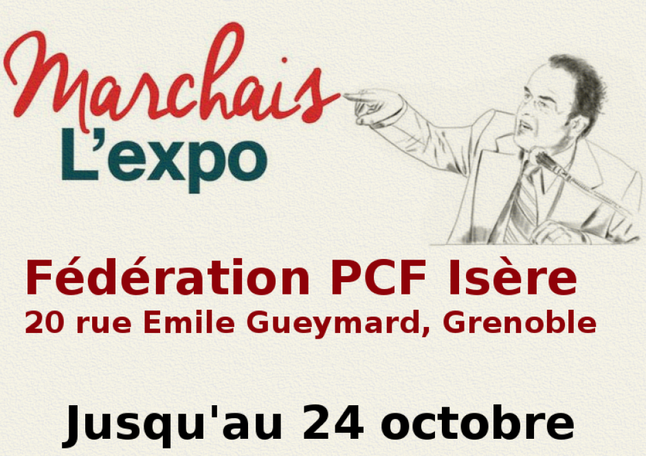 Exposition Georges Marchais